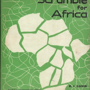 The Scrabble for Africa
