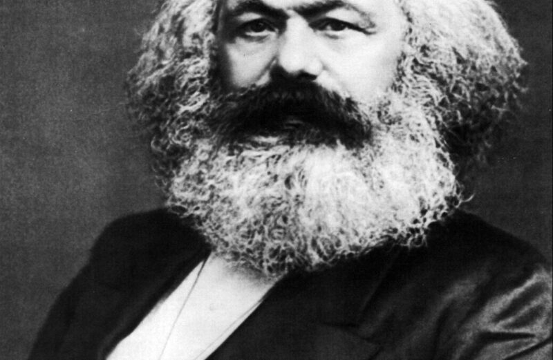 A Rebel's Guide to Karl Marx