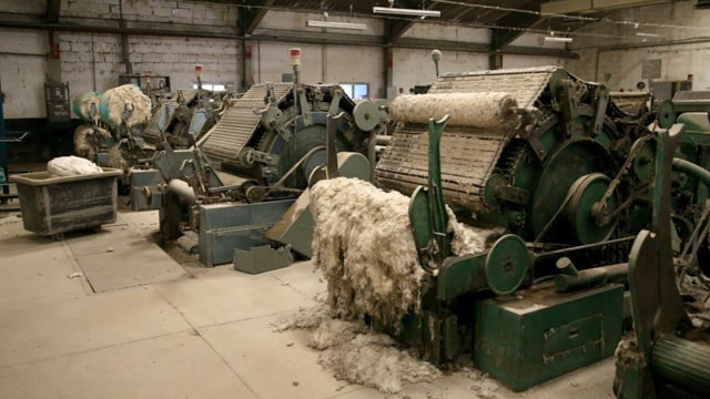 Death and the Textile Industry in Nigeria